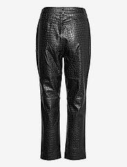 Twist & Tango - Alivia Trousers - skinnbyxor - black croco - 1