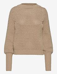 Twist & Tango - Ruby Sweater - tröjor - sand - 0