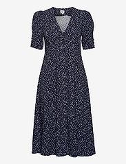 Twist & Tango - Sania Dress - sommarklänningar - ink mini dot - 0