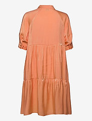 Twist & Tango - Holly Dress - sommarklänningar - peach - 1