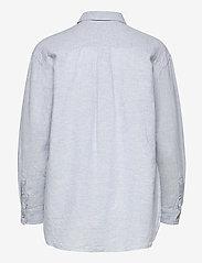 Twist & Tango - Sara Shirt - långärmade skjortor - ice blue - 1