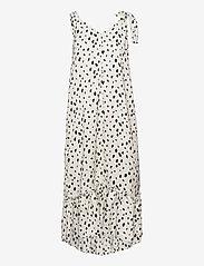 Twist & Tango - Krista Dot Dress - sommarklänningar - black dot - 0