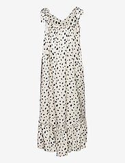 Twist & Tango - Krista Dot Dress - sommarklänningar - black dot - 1