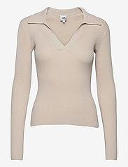 Twist & Tango - Clara Sweater - tröjor - unbleached - 0
