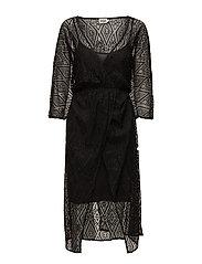 Kaylee Dress - BLACK