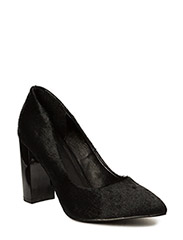 Angeles High Heel - BLACK
