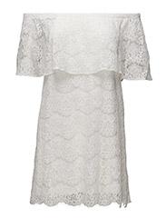 April Dress - OFF WHITE