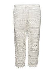 Corinne Trousers - OFF WHITE