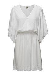 Sarah Dress - WHITE