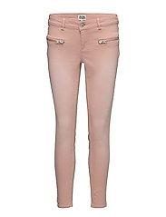 Sid Ankle Jeans - WARM PINK