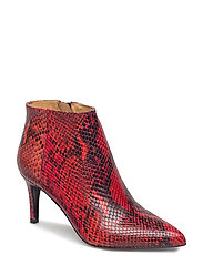Lyon Boots - RED SNAKE