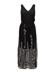 Debbie Dress - BLACK