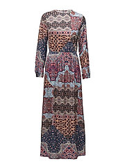 Andjela Dress - BIG MULTI PRINT