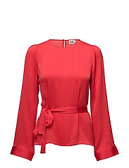 Enya Blouse - RASPBERRY RED