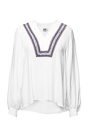 Kendall Blouse - WHITE