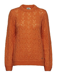 Hilda Sweater - ORANGE