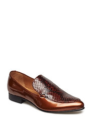 Aspen Loafers - BROWN