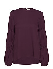 Lou Blouse - DEEP PURPLE