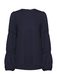 Lou Blouse - NAVY