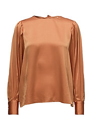 Edith Blouse - ORANGE