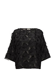 Amanda Blouse - BLACK