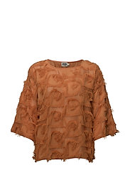Amanda Blouse - ORANGE