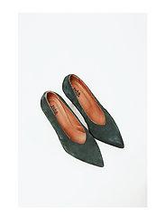 Twist & Tango - Rio Heels Blackish Green - klassiske pumps - green - 6
