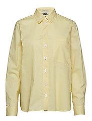 Dani Shirt Cream Yellow - CREAM YELLOW