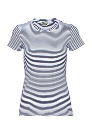 Ivy Top - NAVY STRIPE