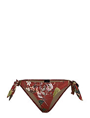 Capri Briefs - BRICK FLAMINGO