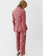 Twist & Tango - Venus Trousers - bukser med brede ben - rose - 3