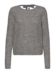 Hedvig Sweater - GREY MéLANGE