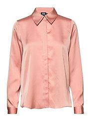 Penelope Shirt - DUSTY ROSE