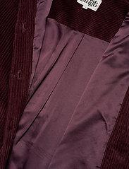 Twist & Tango - Angela Cord Jacket - vestes legères - deep purple - 7