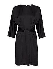Angelica Dress - BLACK