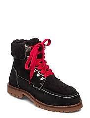 Valenza Boots - BLACK