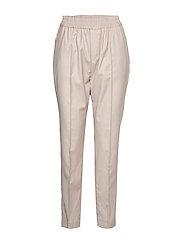 Bea Trousers - DARK BLUSH