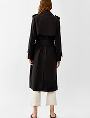 Twist & Tango - Eve Trenchcoat - trenchcoats - black - 6