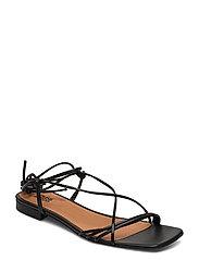 Pisa Sandals - BLACK