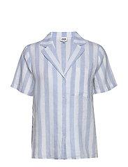 Brooke Shirt - LIGHT BLUE