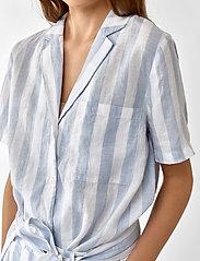 Twist & Tango - Brooke Shirt - chemises à manches courtes - light blue - 3