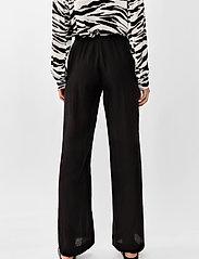 Twist & Tango - Franny Trousers - bukser med brede ben - black - 4
