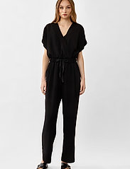 Twist & Tango - Minna Long Jumpsuit - jumpsuits - black - 3