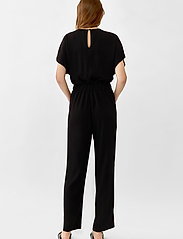 Twist & Tango - Minna Long Jumpsuit - jumpsuits - black - 5