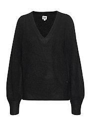 Valeria Sweater - BLACK