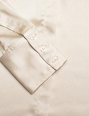 Twist & Tango - Peggy Shirt - långärmade skjortor - pearl - 3