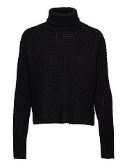 Jaida Turtleneck - BLACK