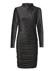 Dina Dress - METALLIC