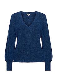 Valeria Sweater - DK VIVID BLUE