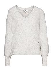 Valeria Sweater - LT GREY